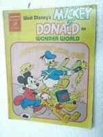 WALT DISNEY WONDER WORLD DONALD DUCK VOL 3 NO 6 CHANDAMAMA ENG Comic India