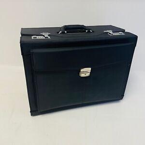 Laptop Briefcase Business Office Bag Pilot Case Travel Cabin Macbook Bag Alassio