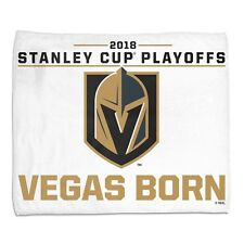 Las Vegas Golden Knights Fan Rally Towel 2018 Stanley Cup Playoffs 15 X 18 NEW