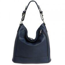 CASPAR TS917 Womens Large Handbag Shoulder Bag Shopper with Detachable Strap