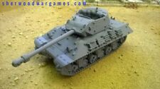 28mm British Achilles Tank Destroyer In Resin By Blitzkrieg WWII Bolt Action,