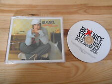 CD pop BERENICE-strolling in the Hurricane (1 chanson) promo AZ rec/universal
