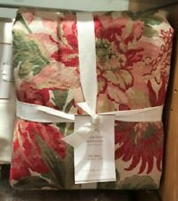 Pottery Barn Marla Duvet Cover Set King 2 Standard Shams Vintage Floral 3pc New
