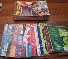 Vintage Popular Electronics/Radio Electronics Magazines Lot Of 23 From 1971-72
