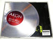 cd-single, Akon - Right Now (Na Na Na), 2 Tracks, Australia, NEW
