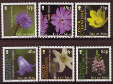 ISLE OF MAN 2004 BICENTENARY OF RHS WILD FLOWERS UNMOUNTED MINT