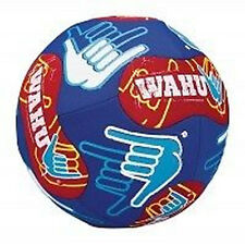 NEW Wahu BMA55 Beach Soccer Foot Ball Football - Waterproof Neoprene Skin