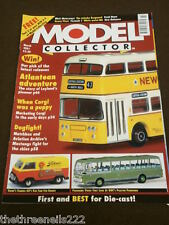 MODEL COLLECTOR - MARKETING CORGI IN THE EARLY DAYS - MARCH 2001