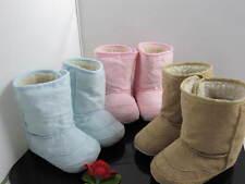 Toddler Baby Fur Winter Boots Boys Girls Snow Shoes NIB