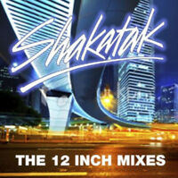 Shakatak : The 12 Inch Mixes CD 2 discs (2012) ***NEW*** FREE Shipping, Save £s