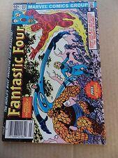 Fantastic Four  252 . Annihillus -( No Skin Tattooz) - Marvel 1983 - FN / VF