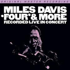Miles Davis - Four & More++Hybrid  SACD++MFSL MOFI UDSACD ++NEU++OVP