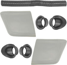1965-1966 Ford Mustang Shelby GT350 Rear Brake Scoop Duct Kit