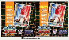 3 BOXES OF 2011-12 Topps Match Attax EXTRA Soccer Trading Card Box (24 Packs)