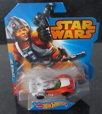 Hot wheels. Star wars. Luke Skywalker . Disney
