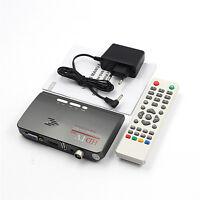 HDMI DVB-T T2 DVBT2 TV VGA Receiver Konverter mit USB-Tuner Fernbedienung li
