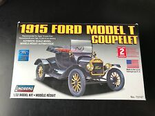 Lindberg 1915 FORD MODEL T COUPELET 1/32 Scale Model Car Kit New In Opened Box