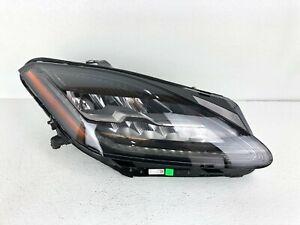 18 19 JAGUAR E-PACE RH PASSENGER RIGHT SIDE FULL LED HEADLIGHT ORIGINAL OEM