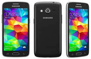 UNLOCKED T-Mobile Samsung Galaxy Avant SM-G386T Smart Cell Phone | AT&T Cricket