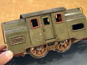 Antique? Doorstop? Lionel #33 Pre-War Standard Gauge locomotive New York Central
