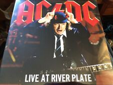 New listing AC/DC – AC/DC – Live At River Plate  Vinyl LP RED VINYL NEW AND SEALED