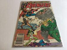 Marvel Comics Earth's Mightiest Heroes The Avengers #222