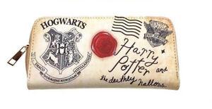 Harry Potter Purse Wallet ID Womens Girls Handbag Hogwarts Movie Wizardry AUS