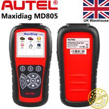 AUTEL MaxiDiag MD805 Full System OBDII Diagnostic Tool Code Reader Engine MD808