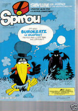 SPIROU N°    2181  be 1980 sans supplément
