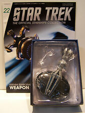 Star Trek Official Starships Collection 22 Krenim Temporal Weapon Ship