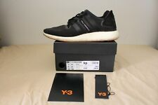 Adidas Y3 Yohji Run Boost Black UK 10.5