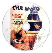 The Wind (1928) Drama, Romance, Western Movie on DVD