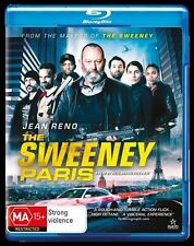 The Sweeney - Paris (Blu-ray, 2016) NEW