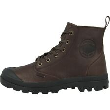 Palladium Pampa Zip Leather ESS Unisex Schuhe Freizeit Stiefel bison 76888-248