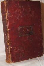 The Book of Commonn Prayer, 1810, Antique, Rare #18016
