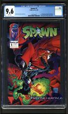 Spawn # 1 CGC 9.6 Spawn #21, 22 & Spawn/Batman MINT