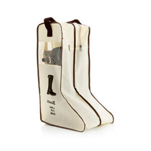 Long & Short Dustproof Boot Bag Visible Travel Shoes Storage Organizers Portable