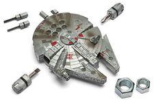 "Star Wars Millennium Falcon Multi-Tool Kit-Exclusive,Die-cast zinc alloy  4""x3"""