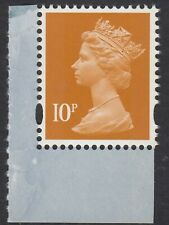 2011  10p  MACHIN  BOOKLET  STAMP LITHO CARTOR  SG Y1767    MNH