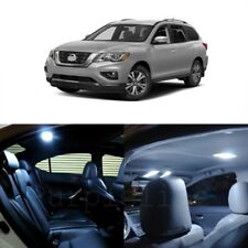 15 x White LED Interior Light Package For 2013 - 2018 Nissan Pathfinder + TOOL