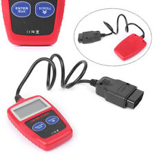 Car Auto OBD2 OBDII Scanner Code Reader Diagnostic Check Engine Fault Scan Tool