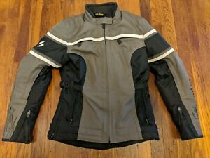 SCORPION  EXO Women's Waterproof CE Armored Motorcycle Jacket - Small