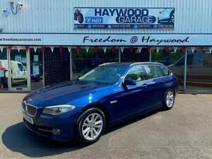 BMW 530D Touring   2011   Panoramic Sunroof   Factory Fit Tow Bar