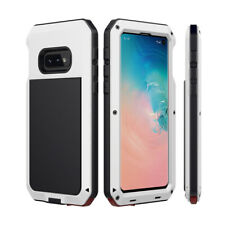 For Samsung Galaxy S10 Plus Note 9 S10E shockproof  Aluminum  Metal Case Cover