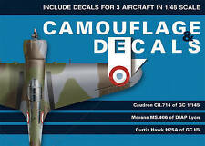 Camouflage & Decals: 1/48th Scale Edition v. 1, Belcarz, Bartlomiej, Good, Paper