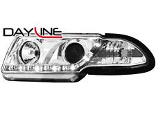 Fari DAYLINE Opel Astra F 95-98  chrome