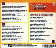 D.TRANCE 86 (INCL.D.TECHNO 43)  4 CD NEU