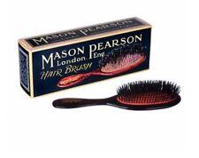 Mason Pearson Handy Bristle & Nylon Hairbrush, Dark Ruby Original