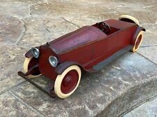 Pressed Steel Turner Roadster Racing Packard Toy car from 1930 lincoln original