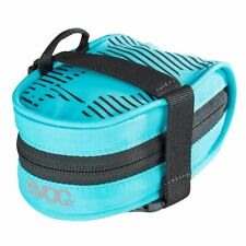 New Evoc Bicycle Saddle / Tool Bag Race Neon Blue One Size .3L